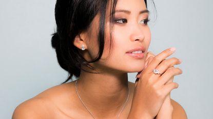 Miss België krijgt zelfde ring als Meghan Markle (2.000x goedkoper, weliswaar)