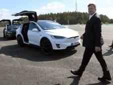 Elon Musk wil met 20 miljoen Tesla's per jaar marktleider VW verslaan