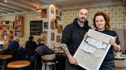 """Uitgestelde koffies bij Happy Days voor minderbedeelden: """"Liever 1 euro voor hen dan fooi voor ons"""""""