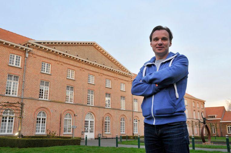 Bruno Vanobbergen. Beeld Florian Van Eenoo/Photo News