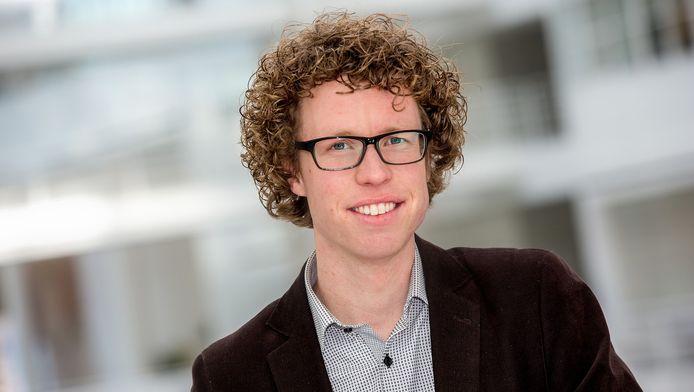 Martijn Balster: ,,Als sociale stad en als stad van Vrede en Recht moeten we een voortrekkersrol nemen.''