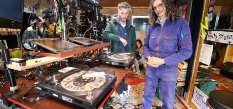 Inbraak bij radiomakers op Strijp-S: 'We hebben geen cent op de bank'
