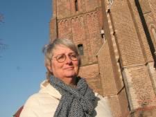 Oud en nieuw vanuit de toren van Oudewater