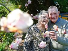 Ton en Hanny uit Overdinkel stapten zestig jaar geleden in het huwelijksbootje na drie maanden verkering