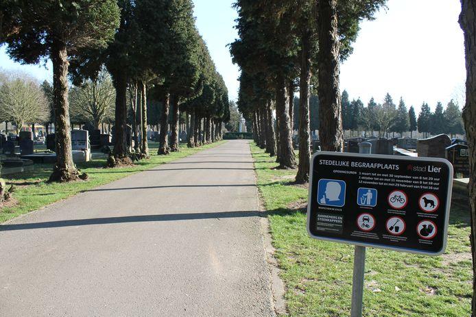 De stedelijke begraafplaats Kloosterheide krijgt een herdenkingsbos.