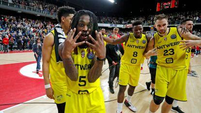Paris Lee (Antwerp Giants) verovert plaats in typeploeg van kwartfinales Champions League