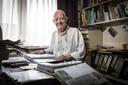 """Gerrit Kogelman: """"Wanneer ik vond dat ik niet gehoord werd, dan begon ik ineens in het plat Twents mijn mening te vertellen."""""""