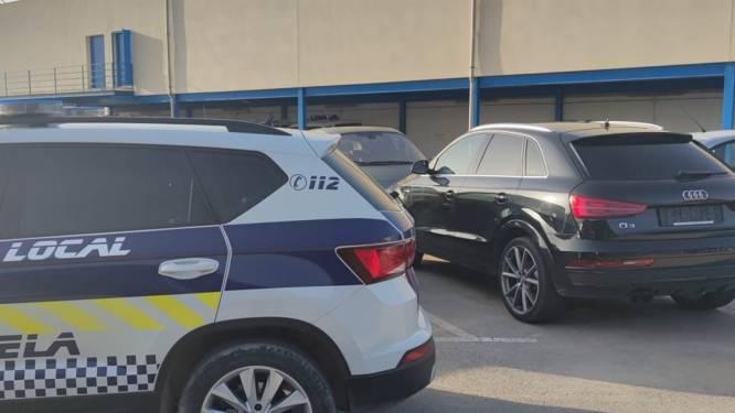 Twee Belgen in Spanje betrapt met 'gekloonde' Audi