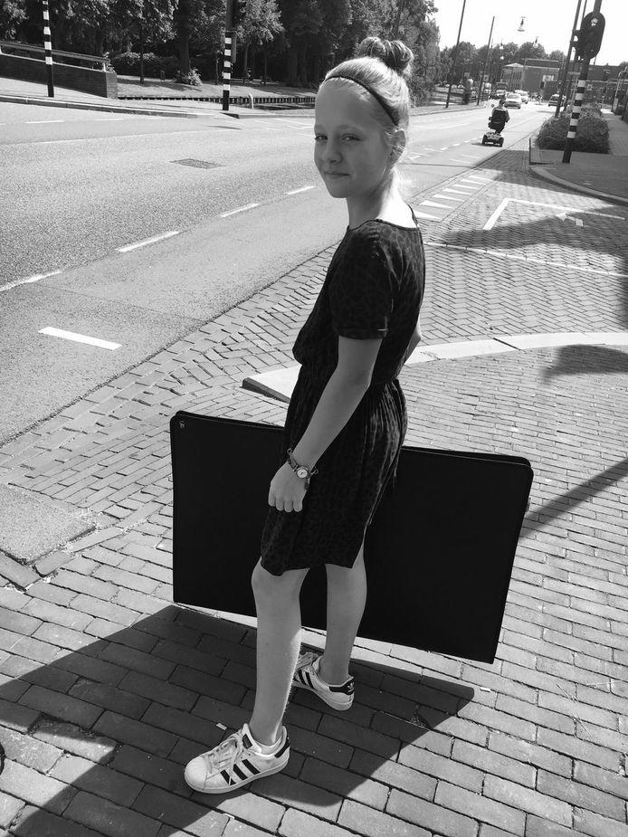 Anna Bosker gaat aan de slag als junior stadskunstenaar in Helmond.