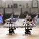 Lego richt pijlen op volwassenen met reeks bewegende vissen