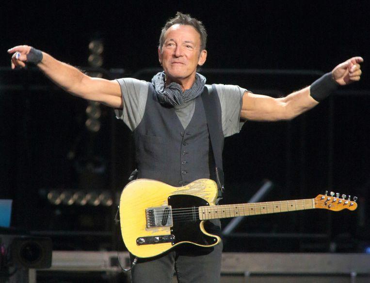 Bruce Springsteen Beeld AP