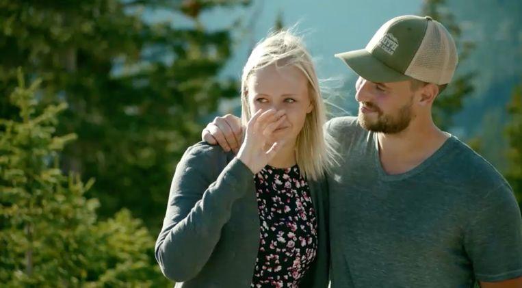 Evelyn en Bjorn.