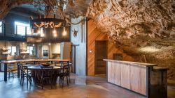 Waanzinnig wonen: deze woning is volledig uit rotsen gehouwen (en is te koop voor 2,5 miljoen euro)