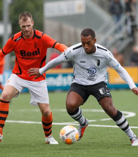 Overschrijvingen amateurvoetbal regio Zwolle