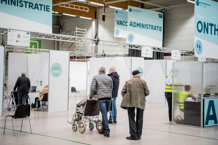 À ce jour, 2.395.276 vaccinations ont été enregistrées en Belgique.