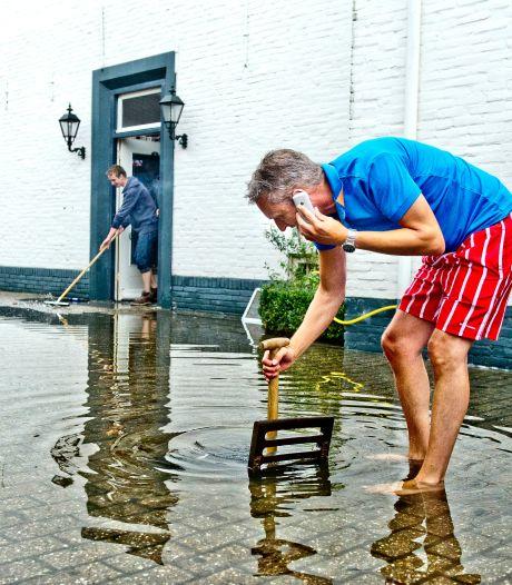 Steeds meer schade door extreme neerslag: 'Vaker verrast door hoosbuien'