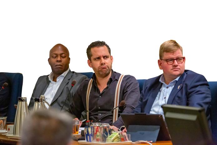 De huidige drie wethouders van Bergen op Zoom krijgen op korte termijn versterking. De nieuwe wethouders worden aangesteld tot 1 september.