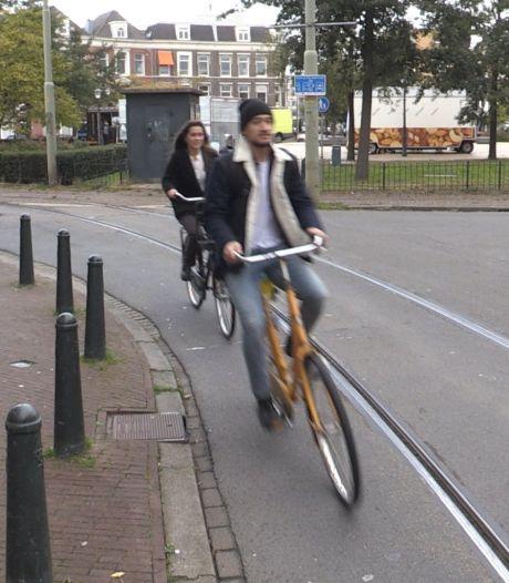 Tijdelijke maatregelen voor fietsers in Zoutmanstraat