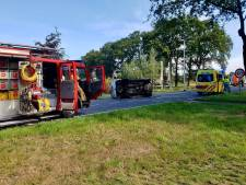 Vrouw en kind gewond bij ernstig ongeval in Fleringen