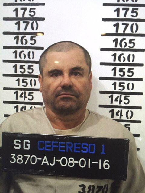 Joaquín 'El Chapo' Guzmán wist meerdere keren te ontsnappen uit de gevangenis.