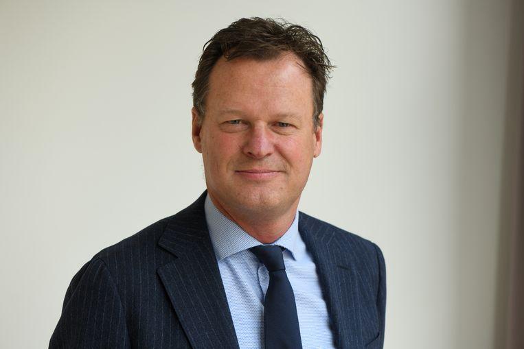 Leonard Geluk, directeur van de VNG.  Beeld VNG
