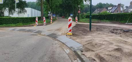 Hoge drempel Stökskesweg met De Waterlaat wordt verlaagd