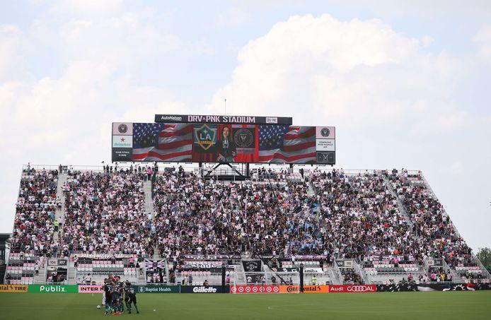Het DRV PNK Stadium.