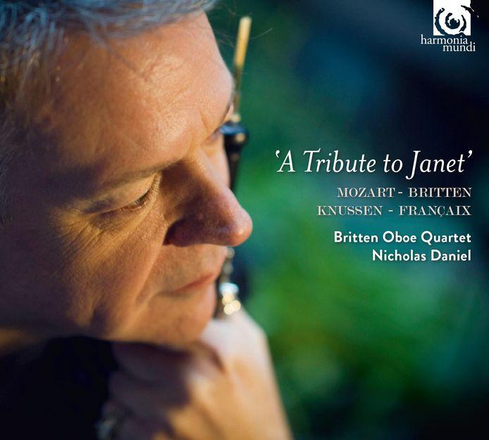 Britten Oboe Quartet - A Tribute to Janet