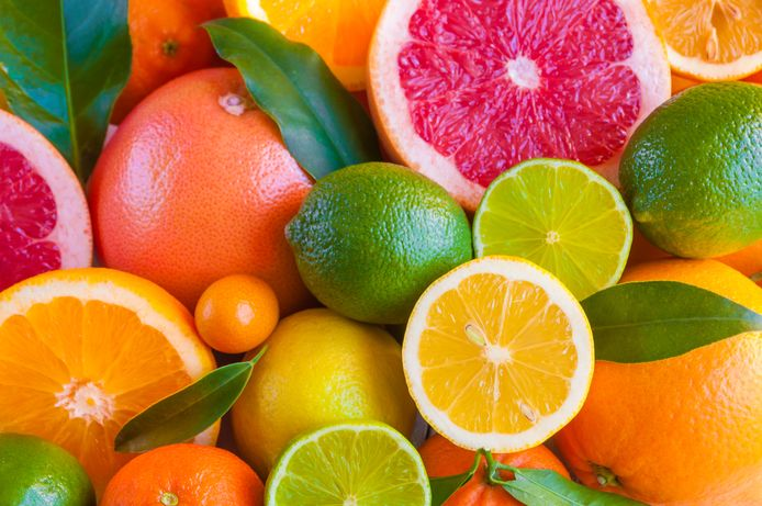 Ramon Beuk benadrukt het belang van voldoende vitaminen binnenkrijgen.