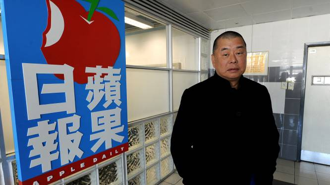 Oud-hoofdredacteur Apple Daily opgepakt in Hongkong
