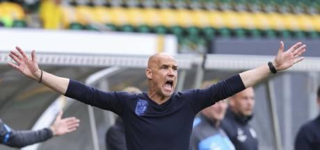 Letsch laat in 'uitzwaaiwedstrijd' Vitesse de fratsen van Guardiola achterwege: Fantastisch seizoen op waardige wijze afsluiten