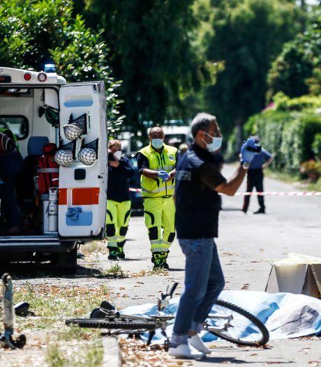 Italië in shock: man schiet spelende broertjes (5 en 10) op straat dood: 'Ze stierven in armen van hun vader'