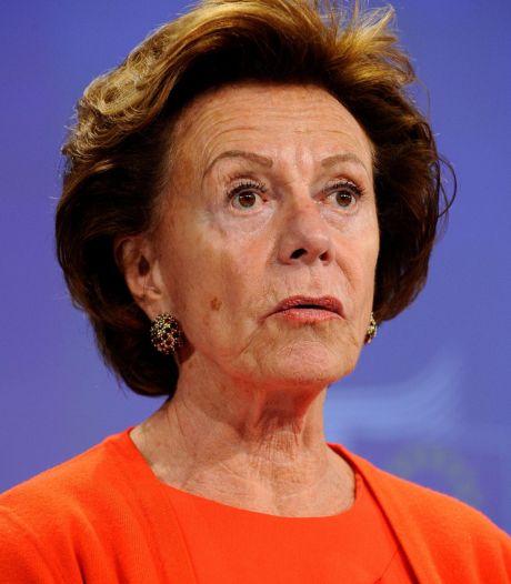 Europese sociaaldemocraten dienen klacht in over Kroes