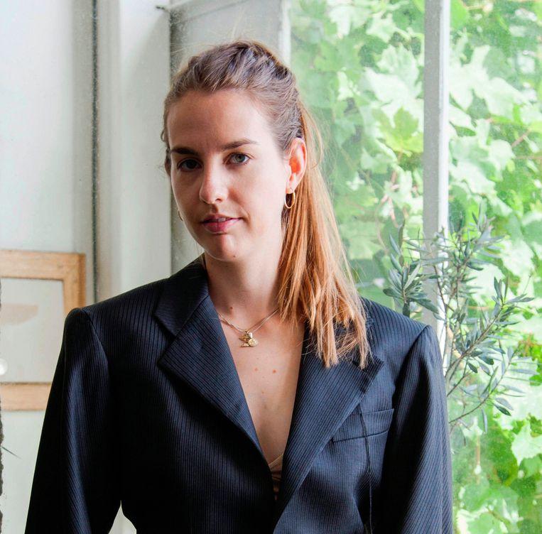 Emma van Meyeren. Beeld Francoise Bolechawski