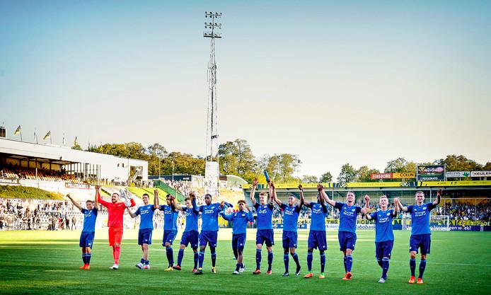PSV won twee maanden geleden met 2-5 van VVV in De Koel.
