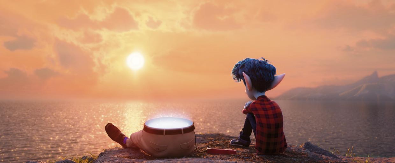 'Onward' Beeld Pixar