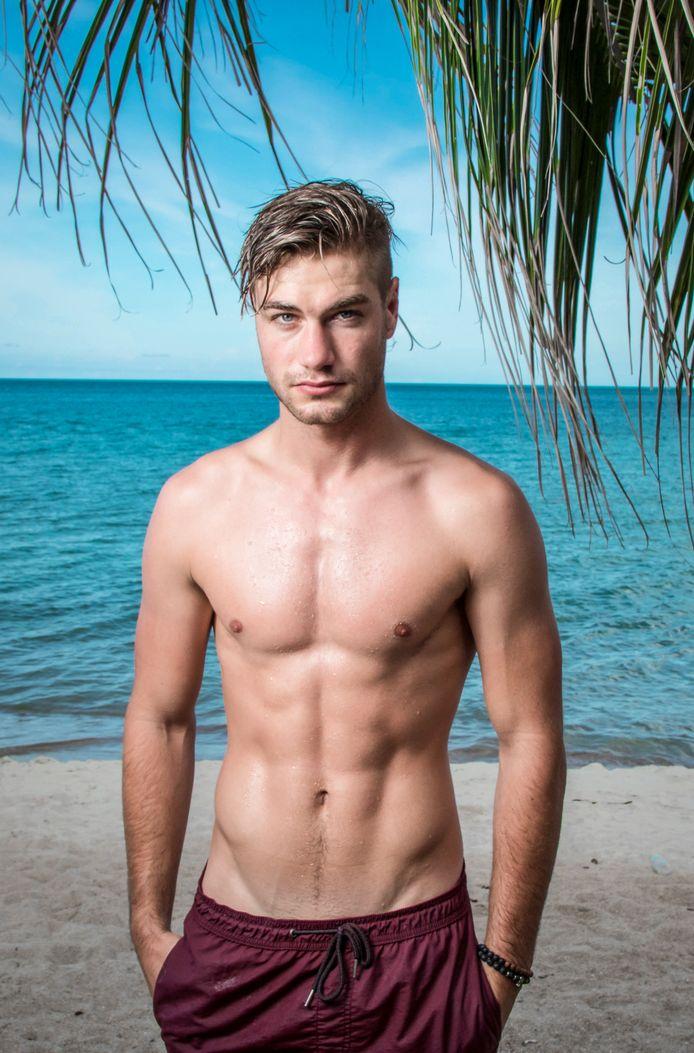 Verleiders Temptation Island: Joshua (20) uit Balen
