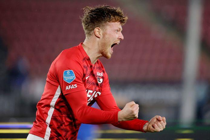 Ferdy Druijf is vertrokken naar het Belgische KV Mechelen.