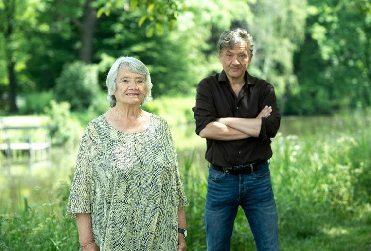 Lier - Bart Peeters en zijn mama moeder Suz Van Boeckel