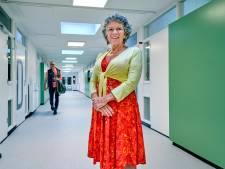 Mariëtte de Heide redde Willem de Zwijger College: 'Als spin in het web voel ik mij senang'