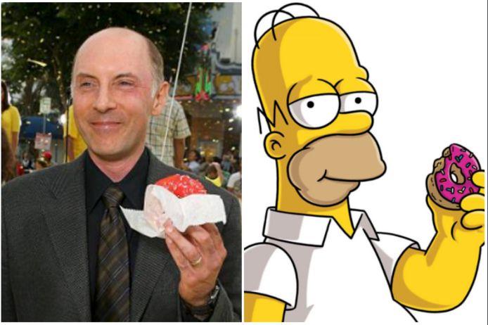 Dan Castellaneta spreekt al meer dan tien jaar de stem van Homer in.