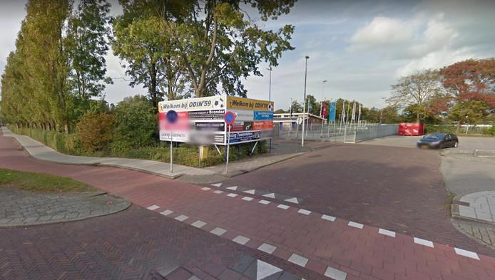 Voetbalclub Odin '59 in Heemskerk.