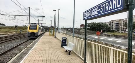Ook in weekend een trein om het uur naar Zeebrugge én betere verbinding met Kortrijk: Brugge haalt slag thuis in nieuw vervoersplan van NMBS
