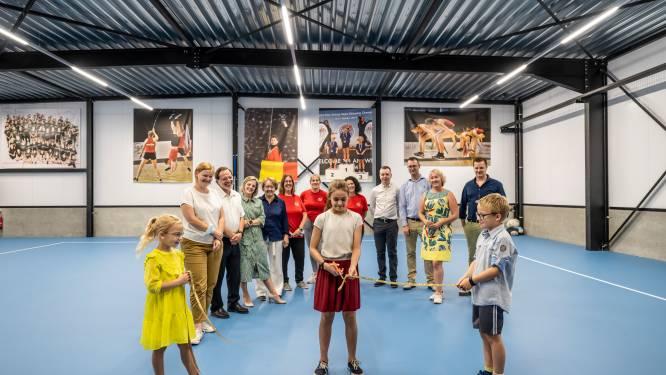 """Moving opent eigen sporthal aan Molenberg: """"Droom sinds 2014 eindelijk werkelijkheid"""""""