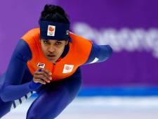 Anice Das gaat trainen bij sprintkoning Wotherspoon