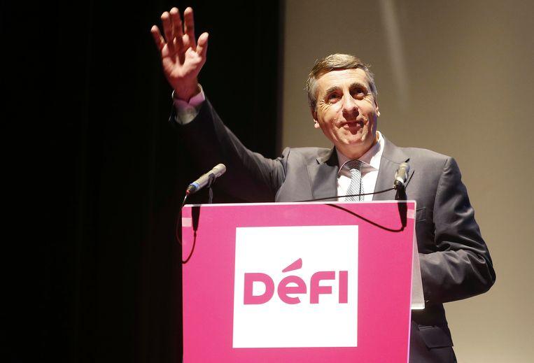 Olivier Maingain verlaat na de verkiezingen de Kamer.
