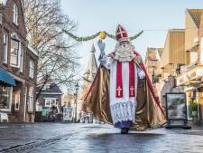 Zoetermeer heeft dit jaar géén intocht, maar wel een Walk Through met koperkleurige pieten