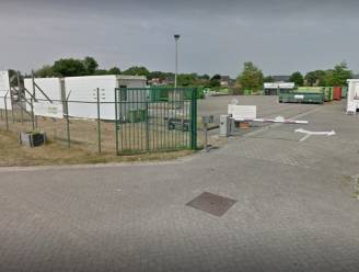 Nieuwe proefopstelling rond containerpark Millegem