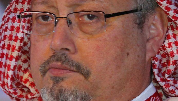 Le journaliste Al-Watan Jamal Khashoggi