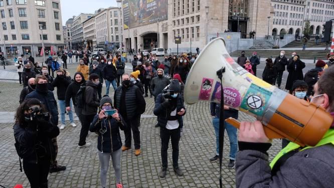 Vakbond VSOA is verbaasd over aanklacht van politiegeweld na Brusselse betoging